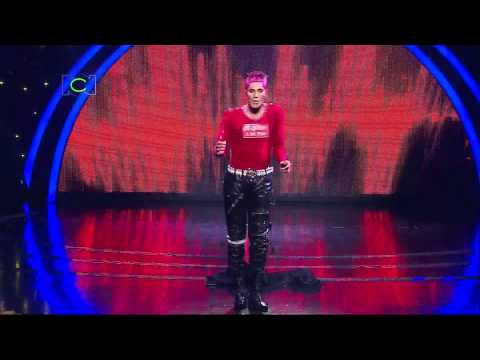 Colombia Tiene Talento: Maniquí dance