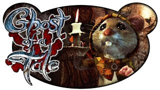 Ghost of a Tale #01 - Tilo der Maus-Barde (Let's Play Qube Gameplay Deutsch)