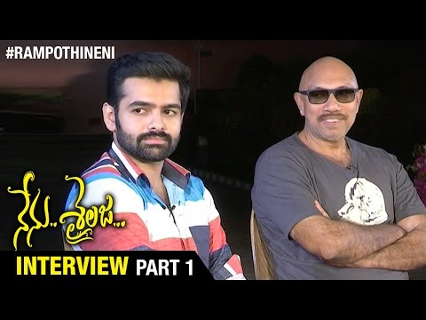Nenu Sailaja Movie Team Exclusive Interview | Part 1 | Ram | Keerthi Suresh | Sathyaraj | DSP