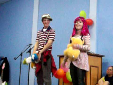 Amigo Teatro Gospel Infantil