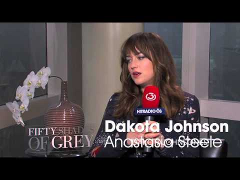 Dakota Johnson interview for Ö3 Radio. (NYC, 2015)