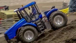RC truck and tractor fun at the Modellbau Neumünster 2015!