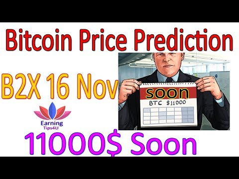 Good News About Bitcoin (BTC) Price Prediction  - B2X Coming Soon -  In Hindi