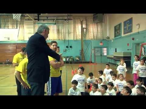 Νέα Υόρκη: Ο Παναγιώτης Φασούλας στο καμπ της Super League Athletic Academy