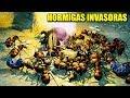 INVADIENDO HORMIGUEROS EMPIRES OF THE UNDERGROWTH Gameplay Español VICIO ONE MORE TIME mp3