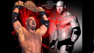 """WWE: Goldberg's 3rd Theme Song: """"Who's Next?"""" (V2) For 20 Minutes."""
