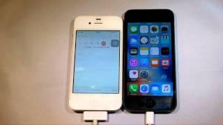 iOS 9.3 Beta 1.1 - OLD iPHONES!