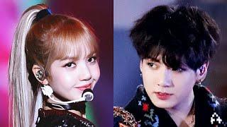 🐱 Lizkook 🐰 : Jealous Moment (SBS Gayo Daejun 2018)