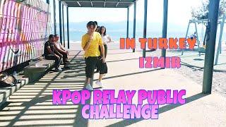 [KPOP PUBLIC CHALLENGE] RELAY DANCE IN TURKEY