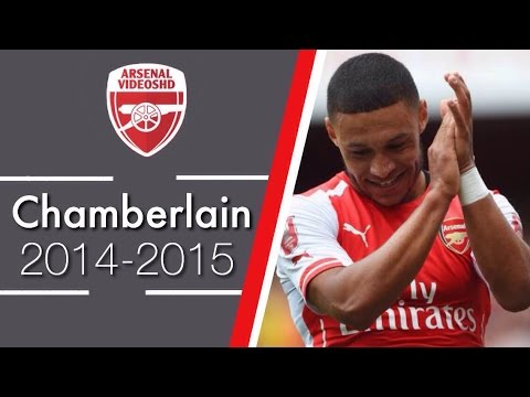 Alex Oxlade Chamberlain - My Time Is Now - 2015