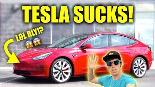 5 Reasons I HATE My Tesla Model 3