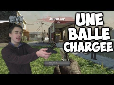 Black Ops | Une balle chargée, et ça donne quoi IRL ?!