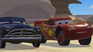 Disney Pixar Cars 1 the Videogame - Part 4 | Teacher Doc