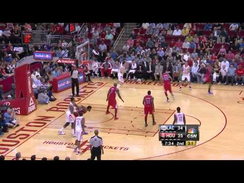 Los Angeles Clippers VS Houston Rockets 2013.03.30(HD)