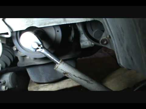 1999-03 Mazda Protege timing belt replacement: Part 4