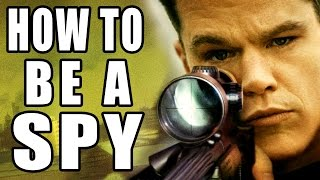 How to Be a Spy! - EPIC HOW TO