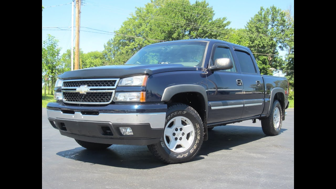 2006 chevrolet silverado 1500 lt z 71 crew cab sold youtube. Black Bedroom Furniture Sets. Home Design Ideas