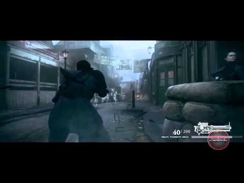 Поиграл в The Order 1886 - Gears of War от Sony (Лучшие игры E3 2014)