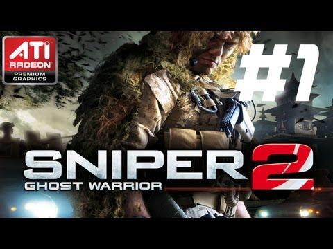 KG [ Sniper Ghost Warrior 2 ] #1 กูเซงคู่ขากูวะ - -