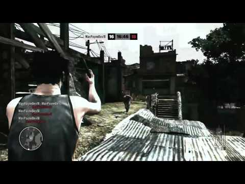Max Payne 3 - Multiplayer Gameplay Trailer [HD]