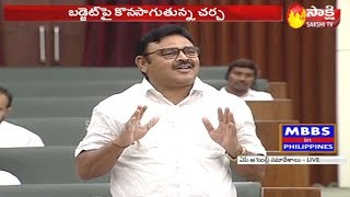 Ambati Rambabu Excellent Speech In AP Assembly Budget Sessions 2019