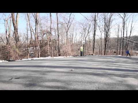 ABEC 11 - Joey Nickell Winter Shredding