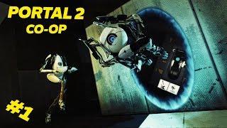 Portal 2 - CO-OP #1 El juego mas divertido?