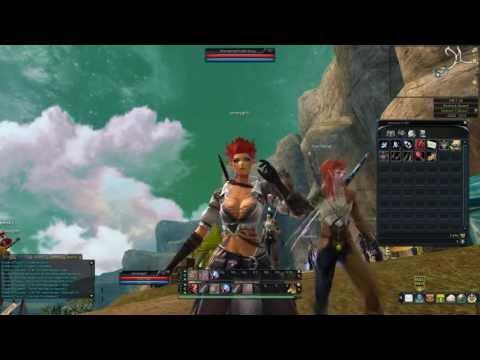 Arcane Saga Online: Negoayin Convicted Knight - Dps - Starting Area