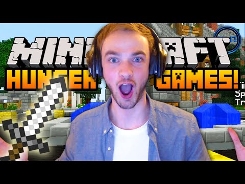 Minecraft HUNGER GAMES w Ali A #38 LETS GO TO TOWN