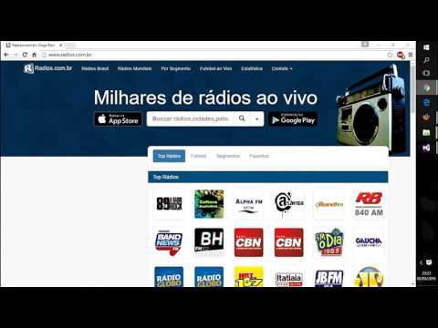 Tutorial - Ouvir Radio Online - C#