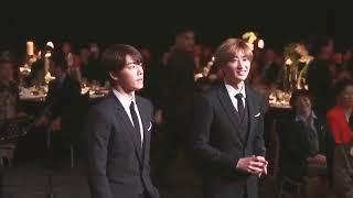 Lee Sungmin and Kim Saeun Wedding