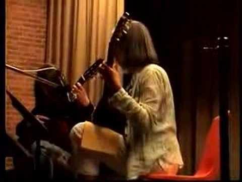 Boceto Indígena María Luisa Anido The Anido Guitar Duo