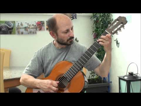 Francisco Tarrega - Study In C Major