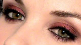 Maquillaje en Tonos Rojos - Red Shade Makeup