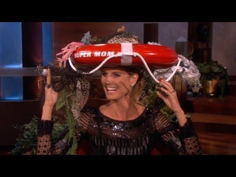 Heidi Klum on Turning 40