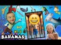 SCARES, SHARKS & SURPRISES! Exploring Atlantis on our 3rd Day...