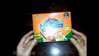 EC UNBOXING PART 1: MY CHOCO