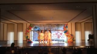 Journey to Atlantis (상상더하기) - LABOUM Dance covered by KMUSE @ Spring fista 2016