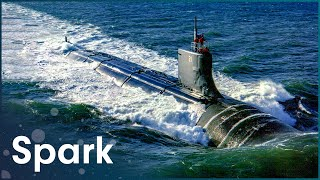 What's Inside A Nuclear Submarine? | Super Structures | Spark