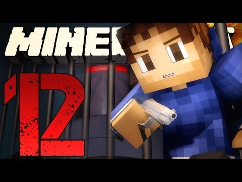 A PRISON MAGICIAN Minecraft Prison: JAIL BREAK EPISODE 12