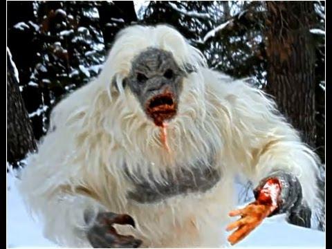 snowbeast yeti horror film youtube