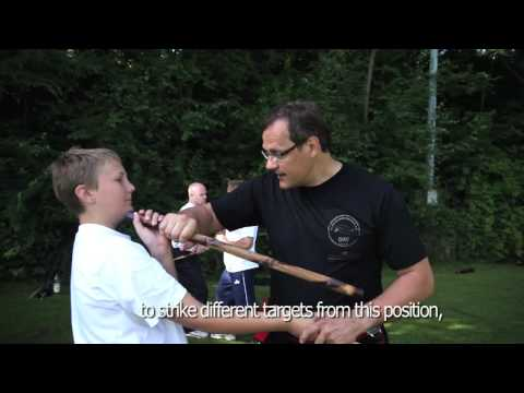 Modern Arnis in the DAV - english version