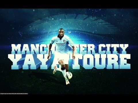 Yaya Toure ● Goals Assists and Skills ● 2012/2013 Season