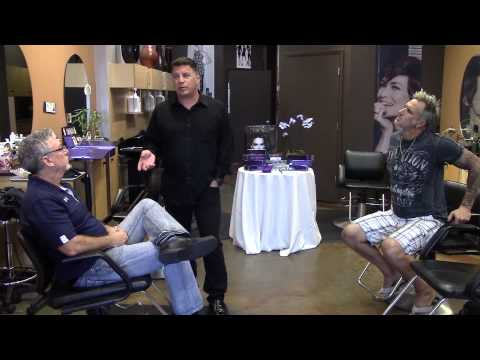 Z One Concept USA No Inhibition Age Renew Anti Aging Hair Treatment Featuring David Gulino Pt  2