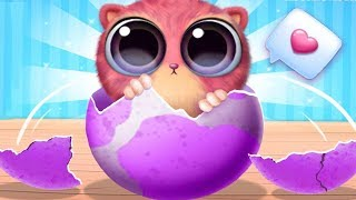 Smolsies My Cute Pet House - Play Fun New Born Baby Pet Care Kids Game, Animal Care & Collectibles