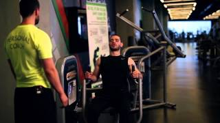 LifeFitness Circuit Serisi 5. Bölüm - Chest Press Hareketi
