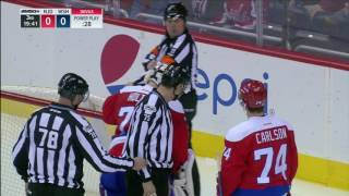 No call for holding as Holtby and O