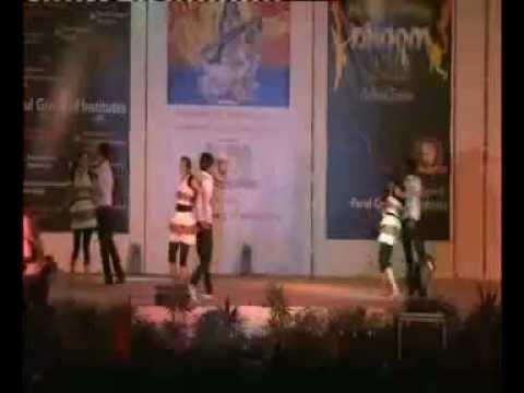 NAADAN PARINDEYs group dance at PIET(DHOOM).mp4