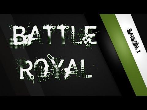 Saison I de Battle Royal Duel #5 ll FINALE ll + Bétisier