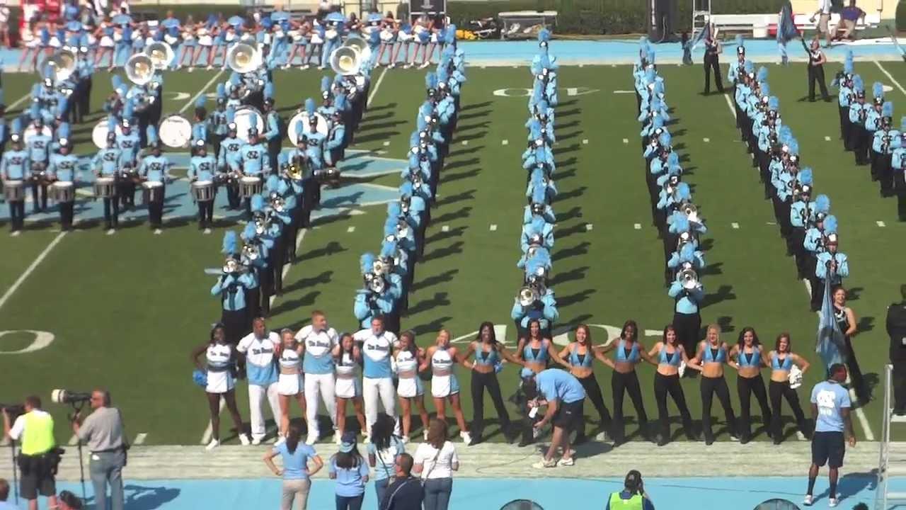 Unc Dance Unc Dance Team Cheerleaders